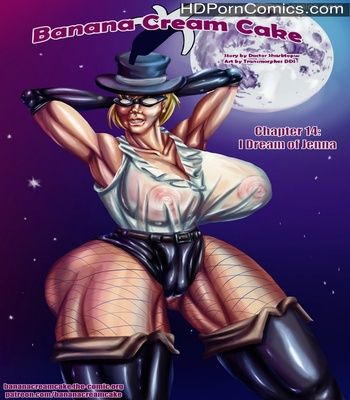 Porn Comics - Banana Cream Cake 14 – I Dream Of Jenna Sex Comic