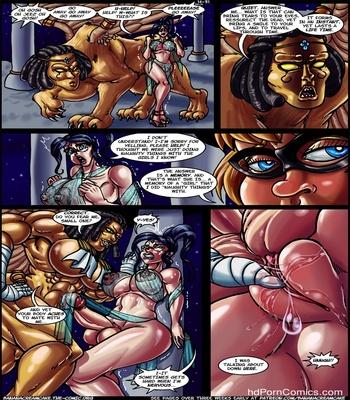 Banana Cream Cake 14 - I Dream Of Jenna 32 free sex comic