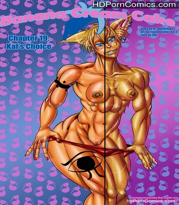 Porn Comics - Banana Cream Cake 19 – Kat's Choice Sex Comic