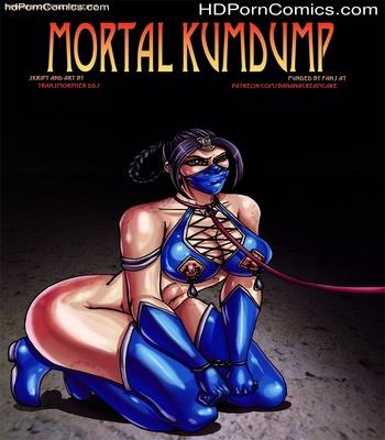 Porn Comics - Banana Shortcake 2 – Mortal Kumdump Sex Comic