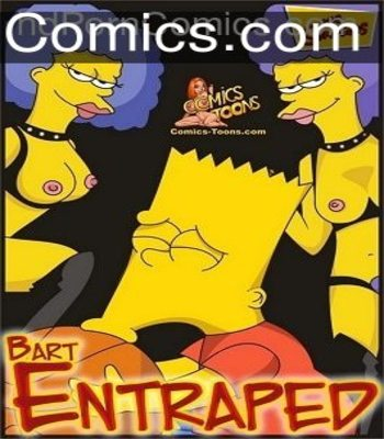 Bart Entrapped- Simpsons1 free sex comic