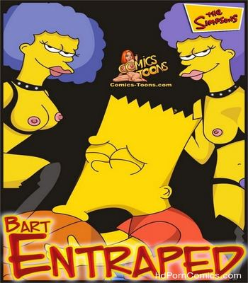 Bart Entrapped- Simpsons2 free sex comic