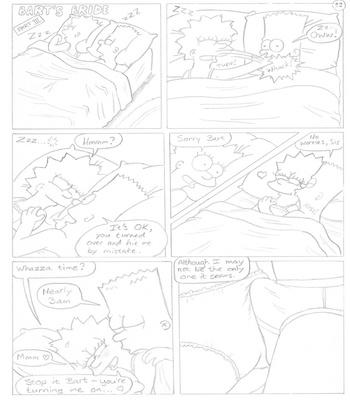 Bart's Bride 13 free sex comic
