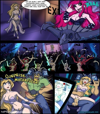 Bataille Royale 5 free sex comic