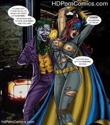 Porn Comics - Batman Bondage free Cartoon Porn Comic