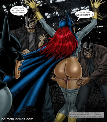 Batman Bondage4 free sex comic