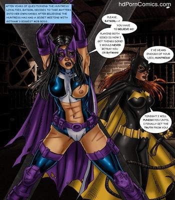 Batman Bondage9 free sex comic