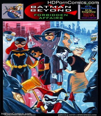 Porn Comics - Batman Beyond – Forbidden Affairs 1 Sex Comic