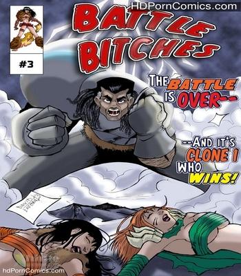 Porn Comics - Battle Bitches 3 Sex Comic