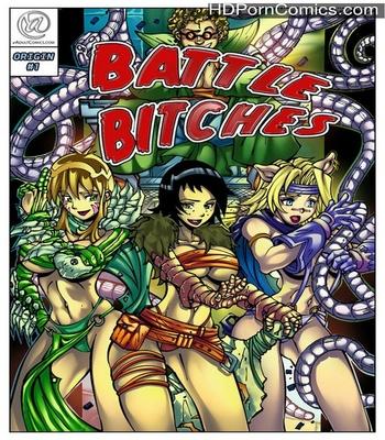 Porn Comics - Battle Bitches – Origin Sex Comic