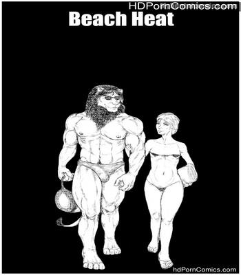 Porn Comics - Beach Heat Sex Comic
