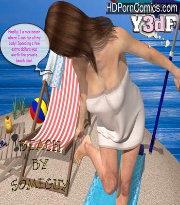 Porn Comics - Beach free Porn Comic