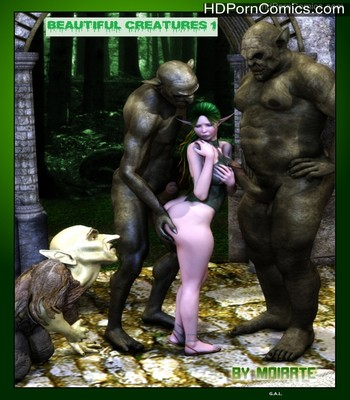 Beautiful Creatures 1 1 free sex comic