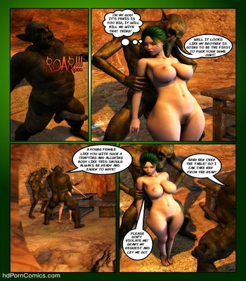 Beautiful Creatures 1 12 free sex comic