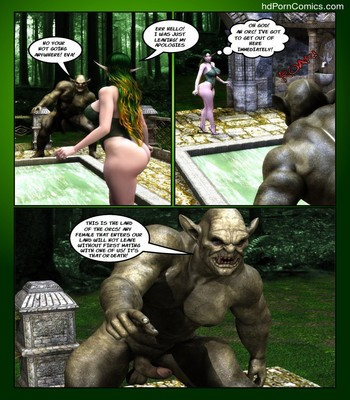 Beautiful Creatures 1 4 free sex comic