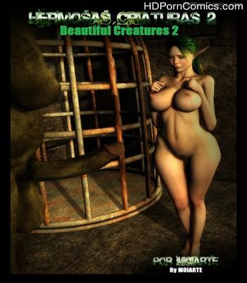 Porn Comics - Beautiful Creatures 2 Sex Comic