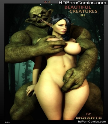 Porn Comics - Beautiful Creatures 3 Sex Comic