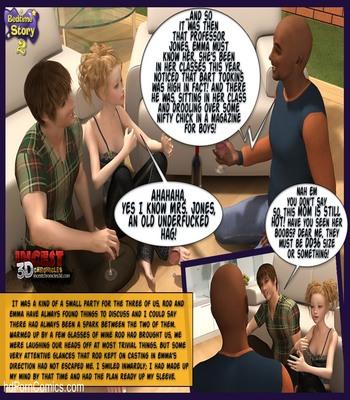Bedtime Story 2 18 free sex comic