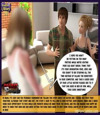 Bedtime Story 2 2 free sex comic