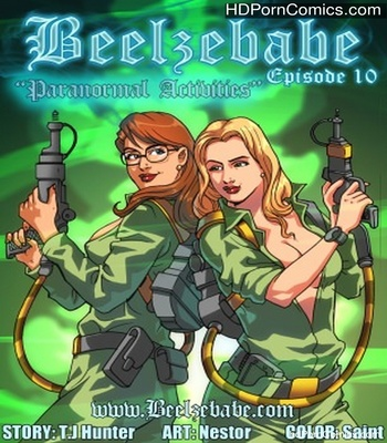 Porn Comics - Beelzebabe 10 Sex Comic