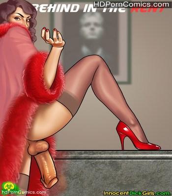 Porn Comics - Behind In The Rent Sex Comic