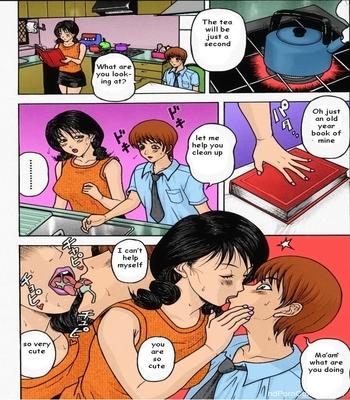 Best Friend's Mom9 free sex comic