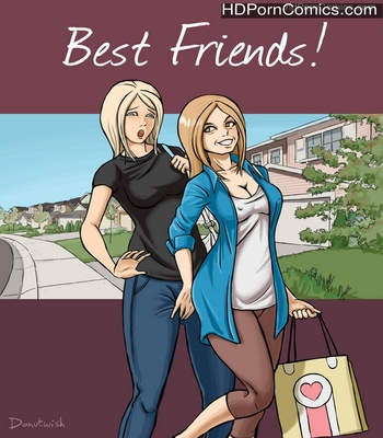 Best friends Sex Comic