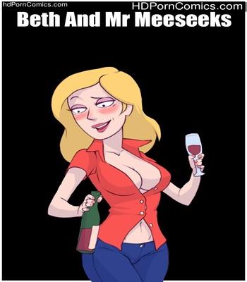 Porn Comics - Beth And Mr Meeseeks Sex Comic