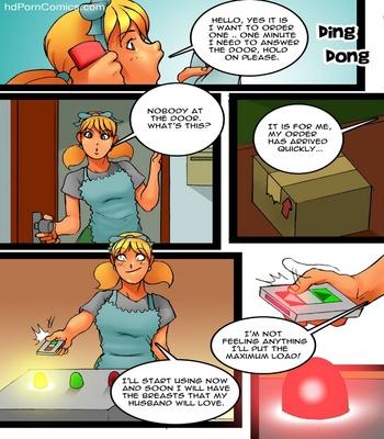 Bex Machine 1 3 free sex comic