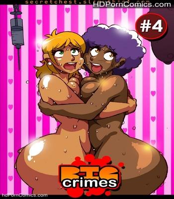 Porn Comics - Big Crimes 4 Sex Comic