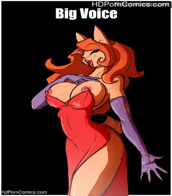 Porn Comics - Big Voice furry pornography comics