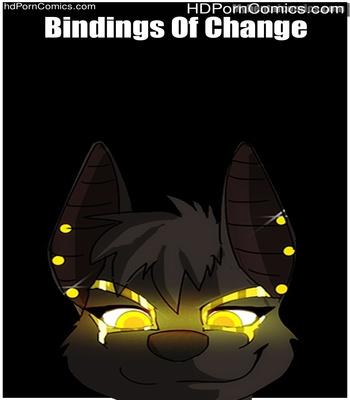 Porn Comics - Bindings Of Change Sex Comic