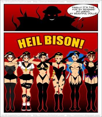 Bison Revival Sex Comic sex 6