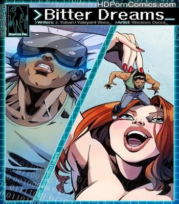 Porn Comics - Bitter Dreams 1 Sex Comic