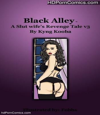 Porn Comics - Black Alley