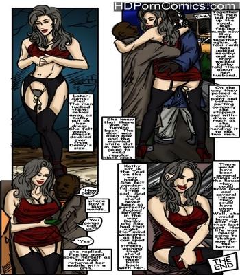 Black Alley comic porn