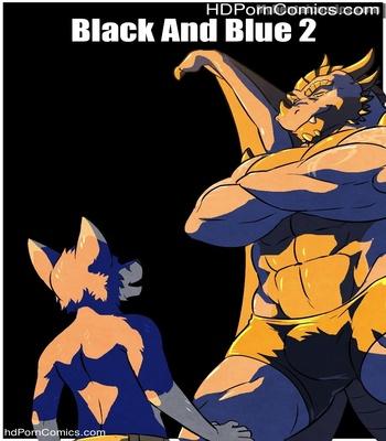 Porn Comics - Black And Blue 2 Sex Comic