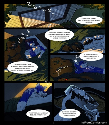Black And Blue 1 2 free sex comic
