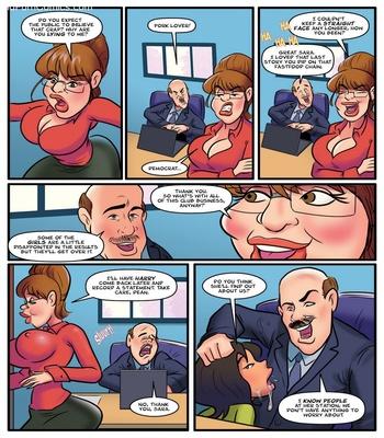 Black-Cock-Institute-225 free sex comic