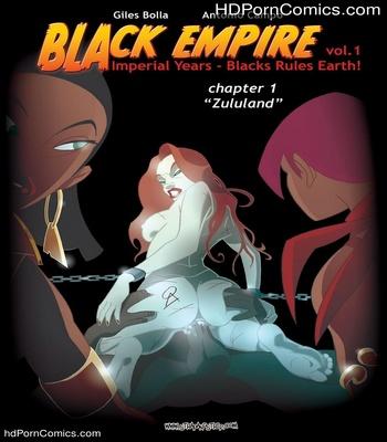 Porn Comics - Black Empire 1 – Zululand Sex Comic