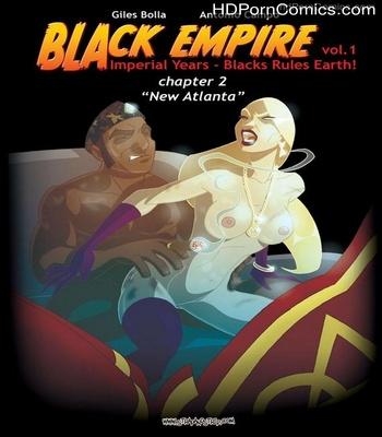 Porn Comics - Black Empire 2 – New Atlanta Sex Comic