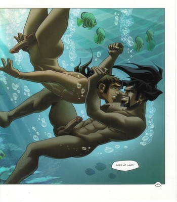 Black Wade - The Wild Side Of Love Sex Comic