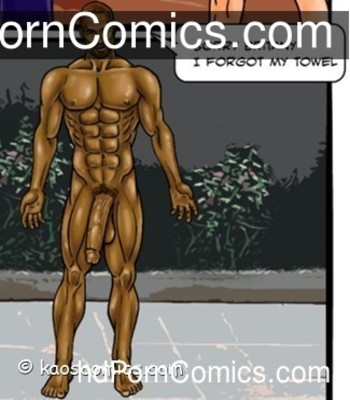 Blackmailed seduction-Kaos11 free sex comic
