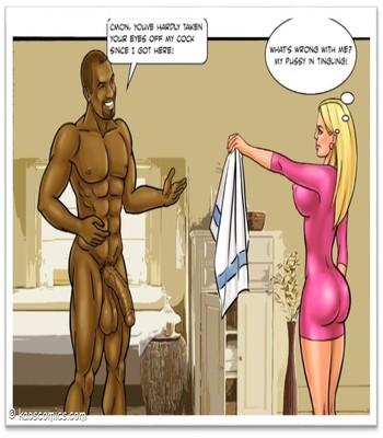 Blackmailed seduction-Kaos12 free sex comic