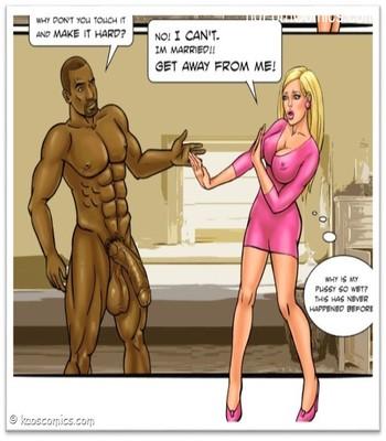 Blackmailed seduction-Kaos13 free sex comic
