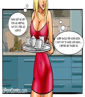 Blackmailed seduction-Kaos14 free sex comic