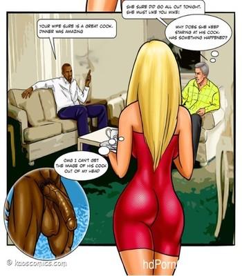Blackmailed seduction-Kaos15 free sex comic