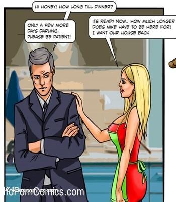 Blackmailed seduction-Kaos33 free sex comic