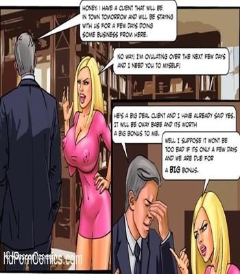 Blackmailed seduction-Kaos5 free sex comic