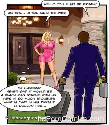 Blackmailed seduction-Kaos8 free sex comic